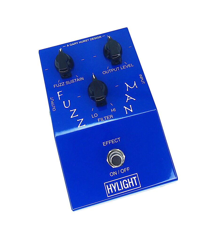Hylight Electronics – Fuzz Man