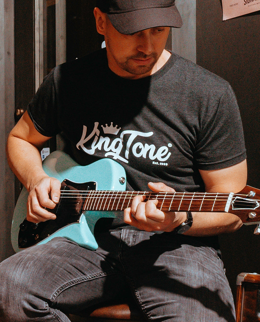 KingTone Guitar T-shirt