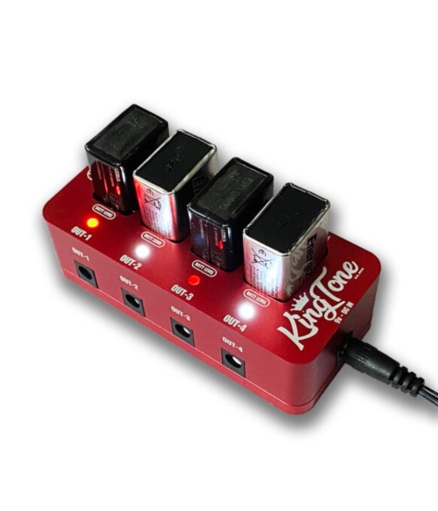 King Tone Battery Box