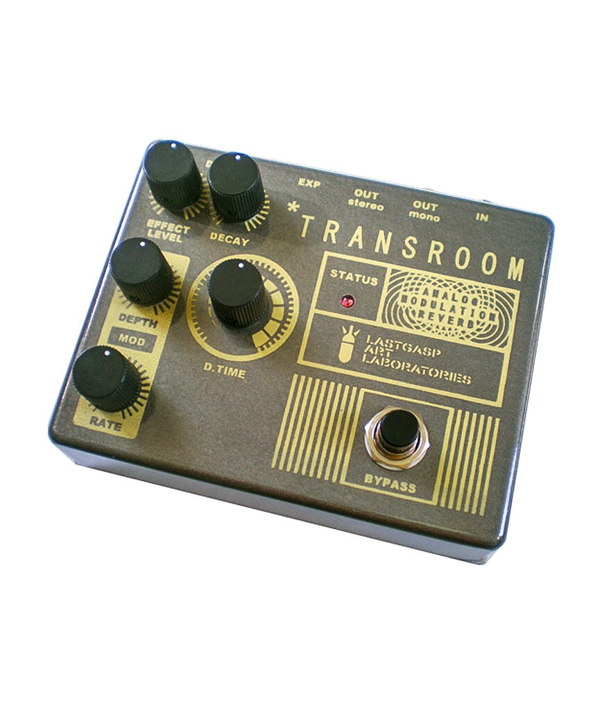 Transroom Analog Modulated Reverb
