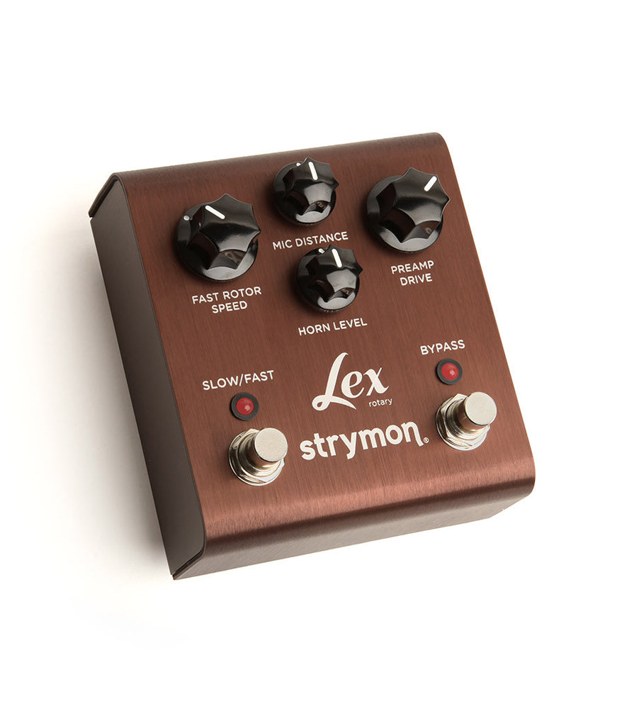 Strymon Lex Rotary Speaker Pedal – FREE Express Post!