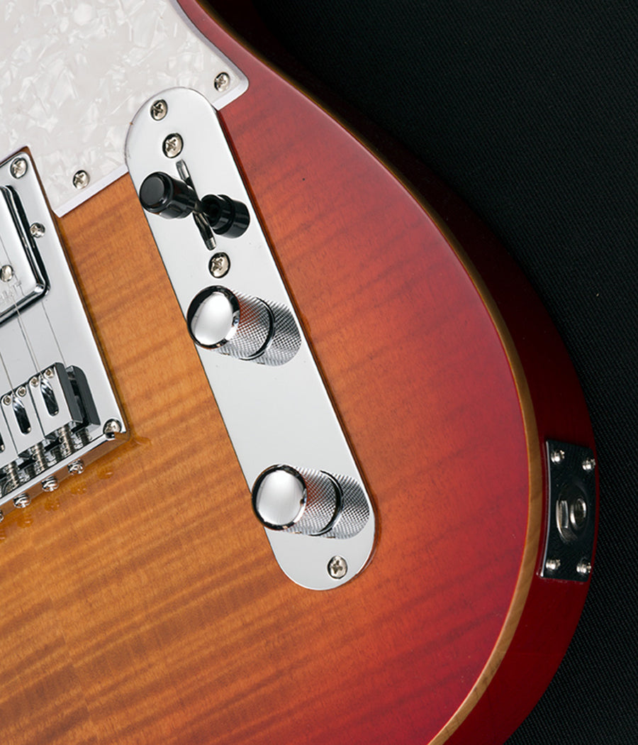 1953DB T-Style in Cherry Burst