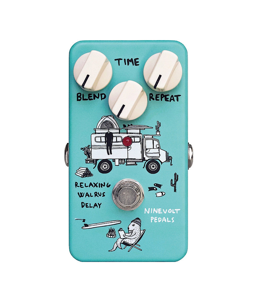 Relaxing Walrus Delay