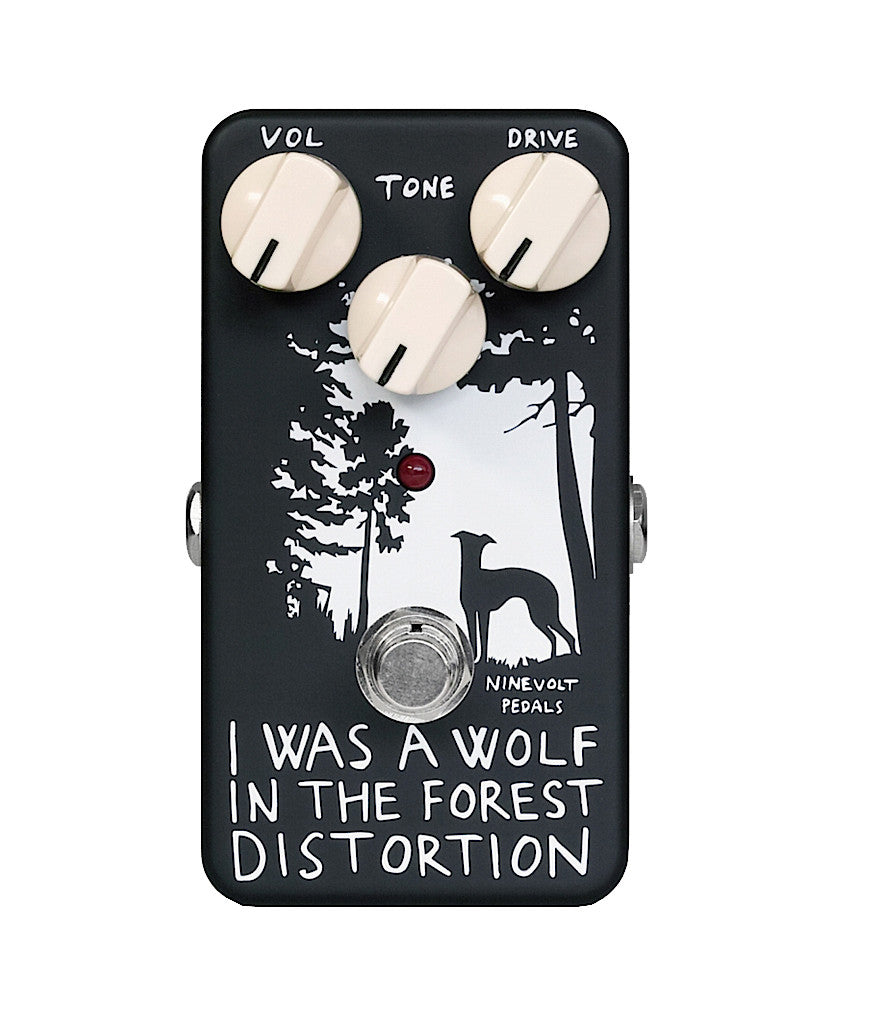 I Was a Wolf in the Forest Distortion