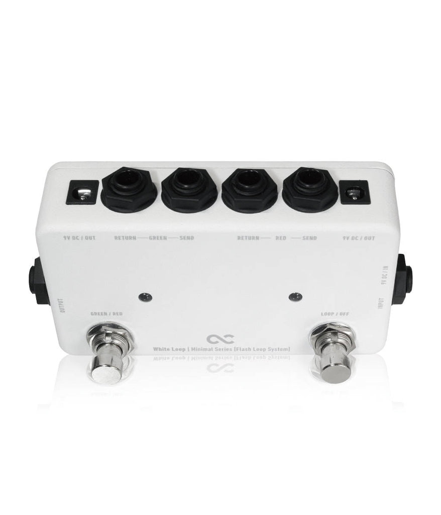 One Control White Loop 2-Loop Flash Switcher