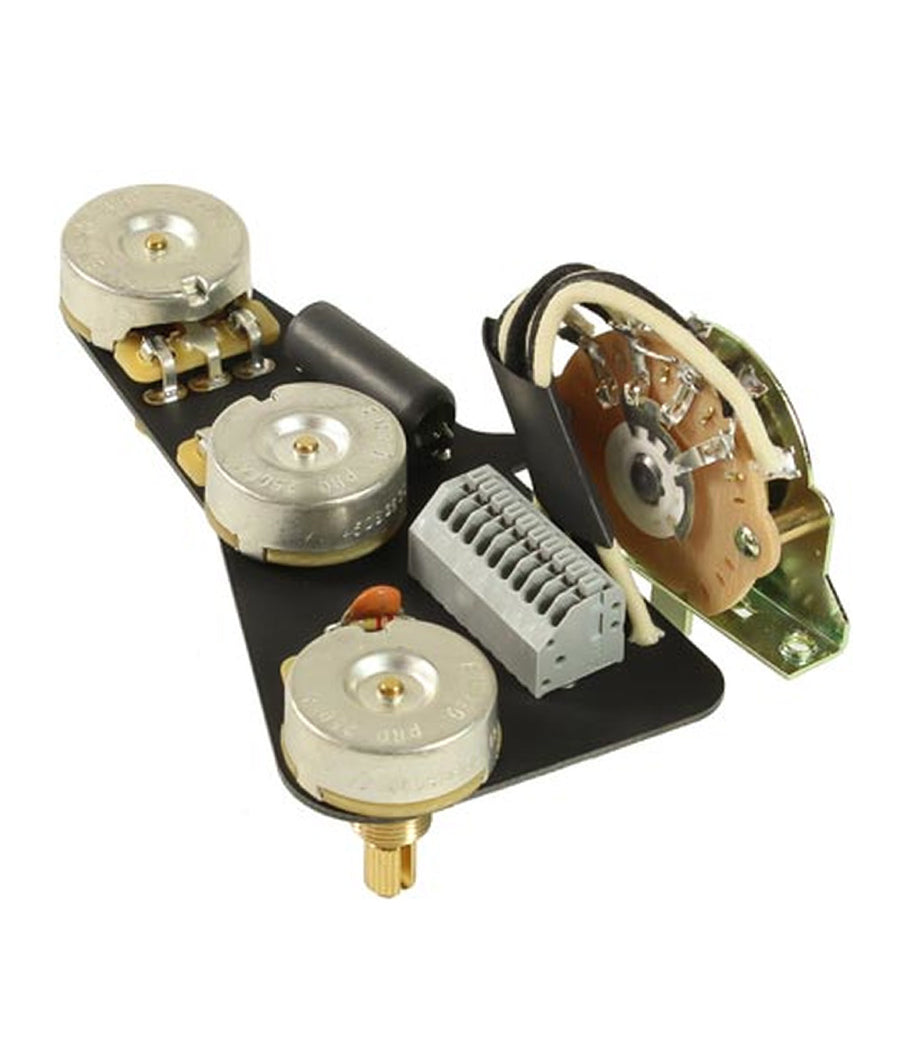 Strat® Traditional Vintage Plus 5-way Solderless Harness