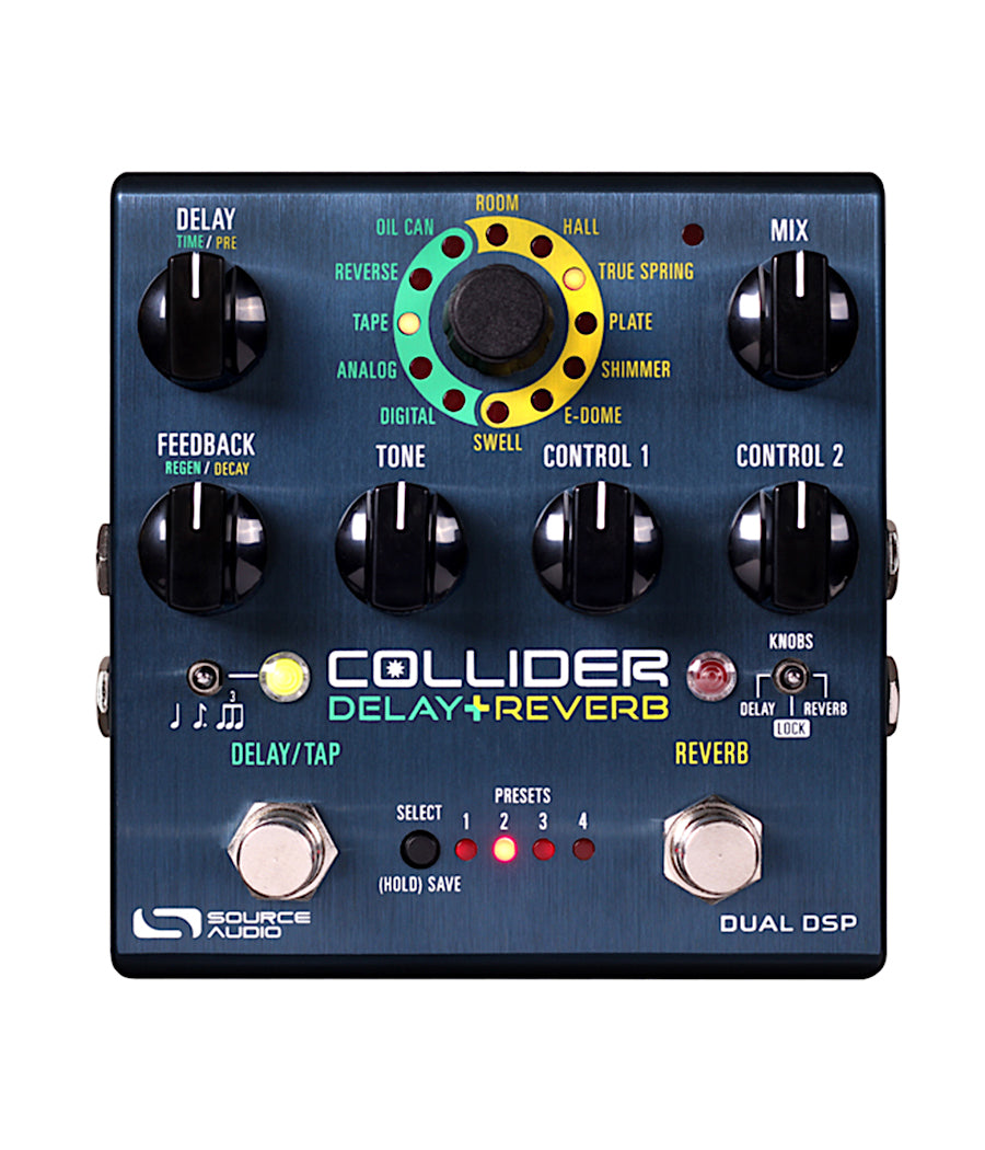 Collider Delay Reverb