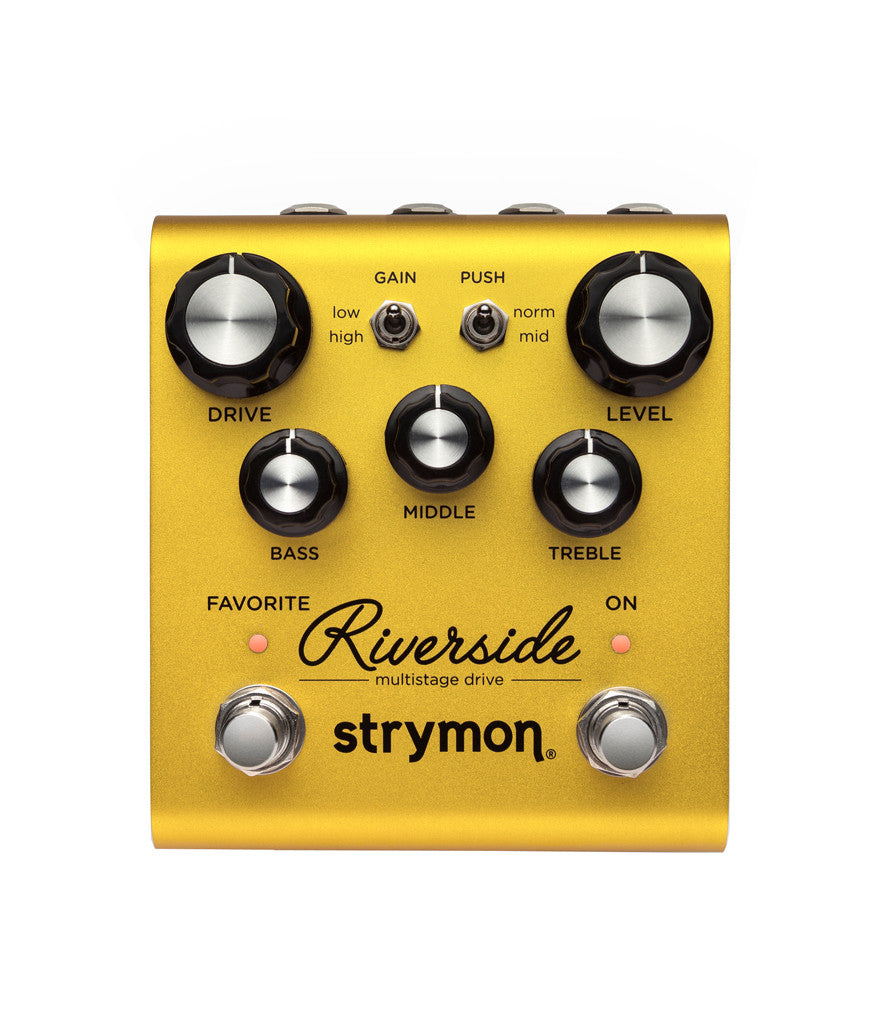 Strymon Riverside Multistage Drive Pedal – FREE Express Post!