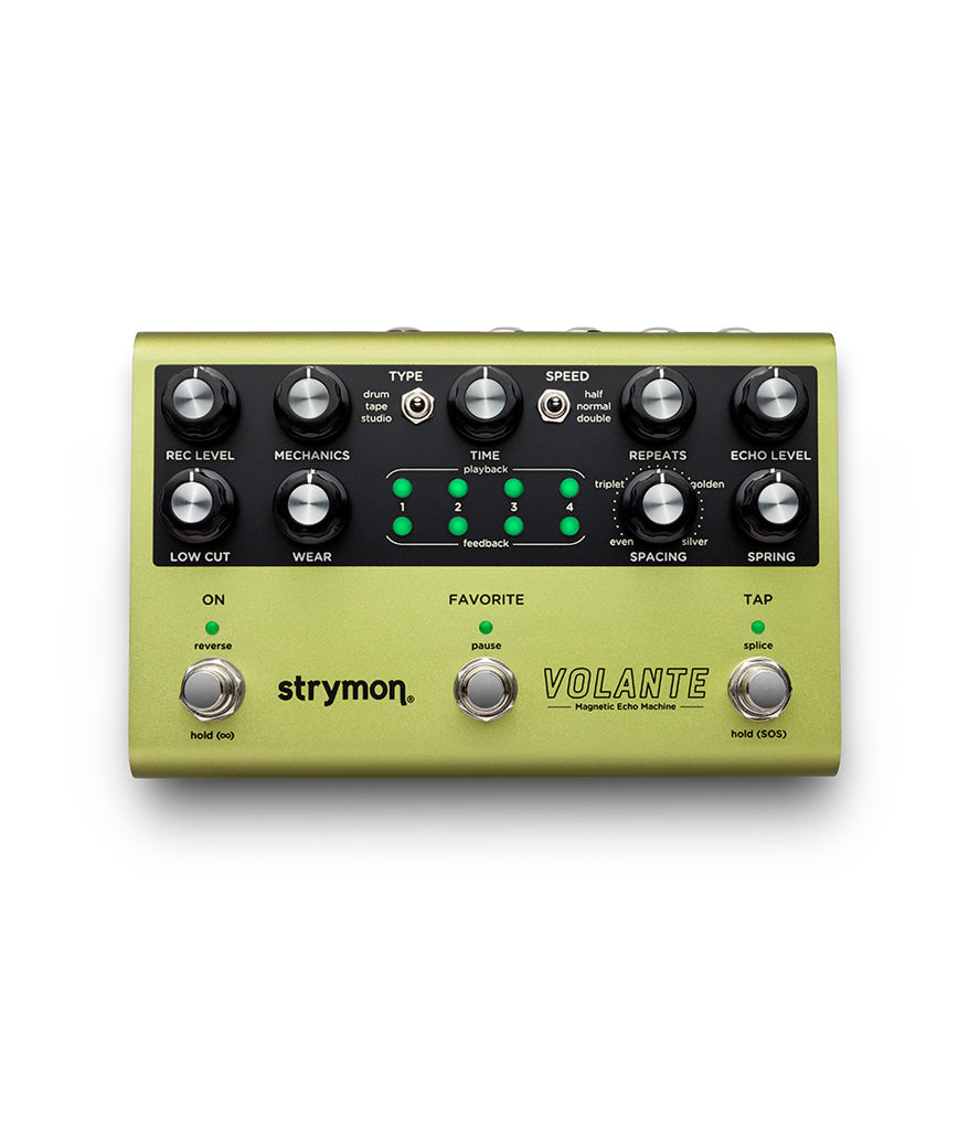 Strymon Volante Delay Pedal – FREE Express Post!