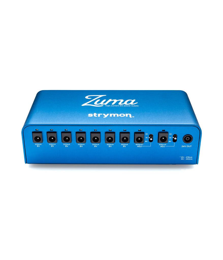 Strymon Zuma Pedal Power Supply – FREE Express Post!