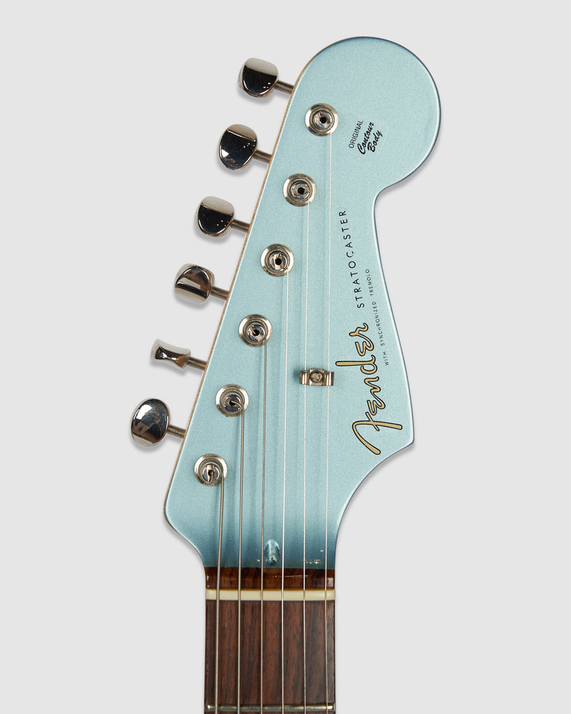 Fender 2006 FSR Deluxe American Vintage Player '62 Stratocaster Ice Blue Metallic