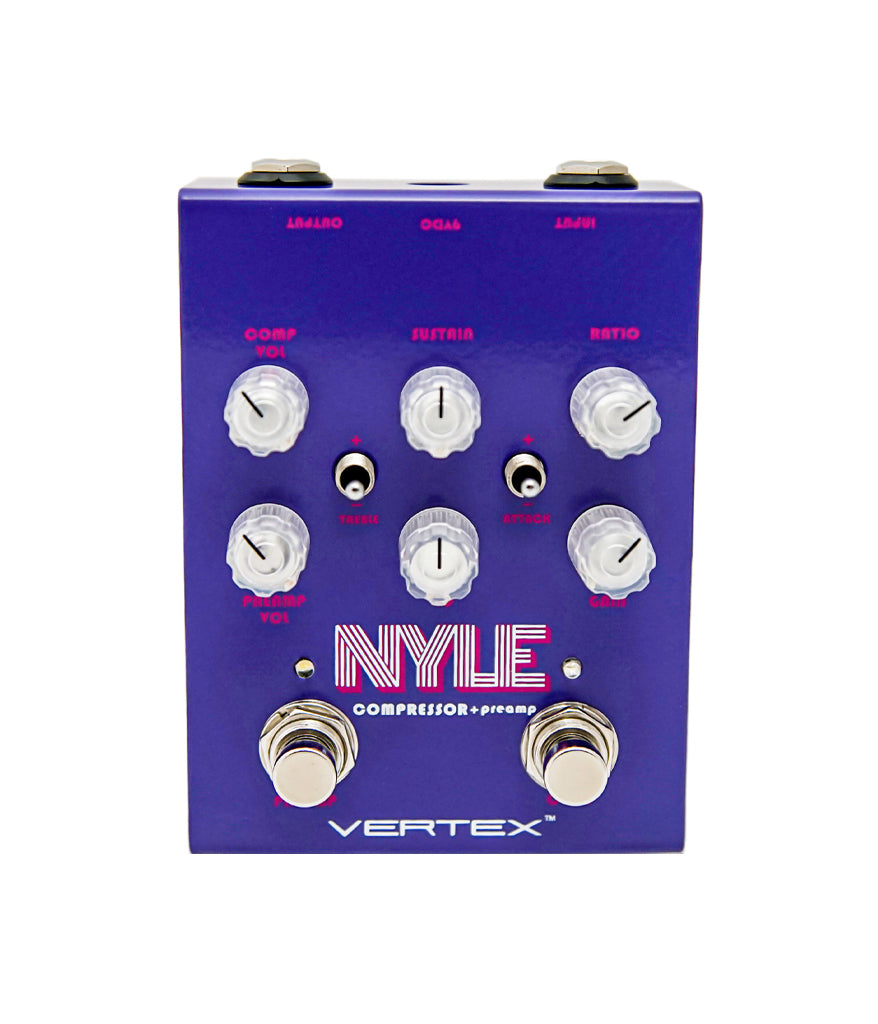 Vertex Effects NYLE Compressor/Preamp