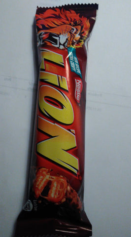 Lion Bar 50 gr. ( Nestle )