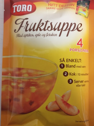 Toro - Frugtsuppe