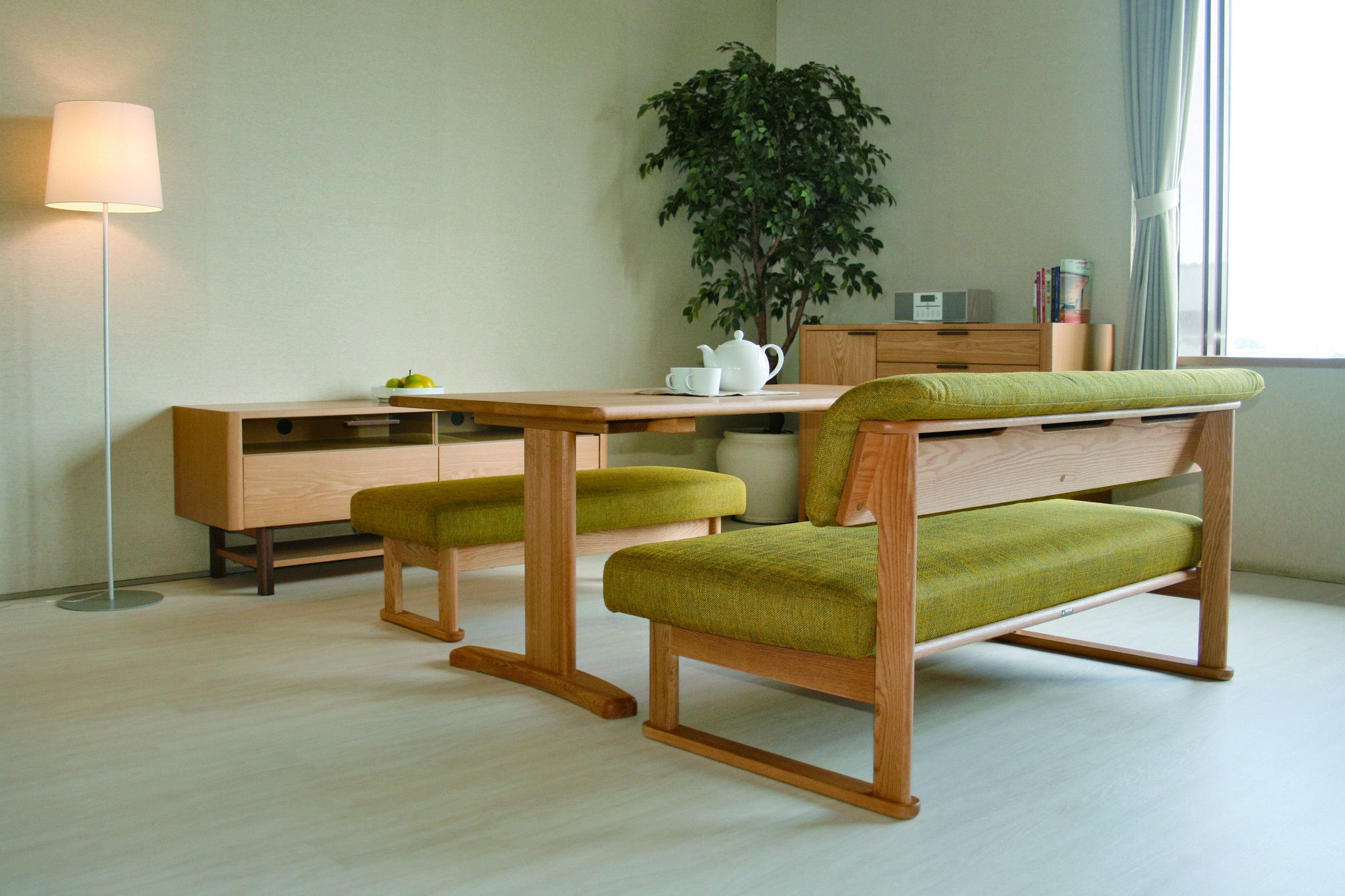 Nagano Interior - LinX Dining Table DT601 - Dining Table