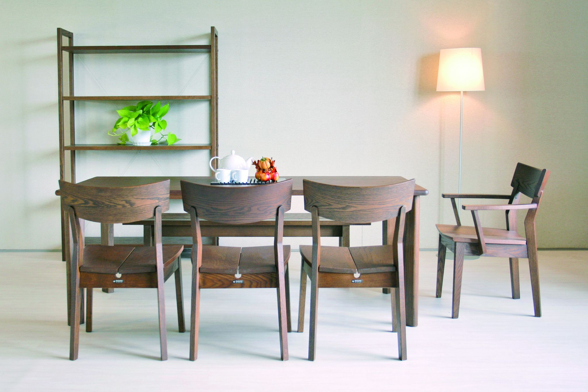 Nagano Interior - LinX Dining Table DT600 - Dining Table