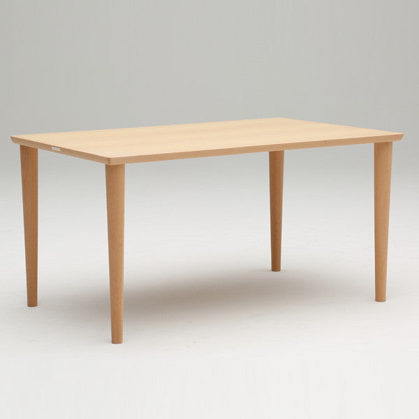 dining table 1500 beech