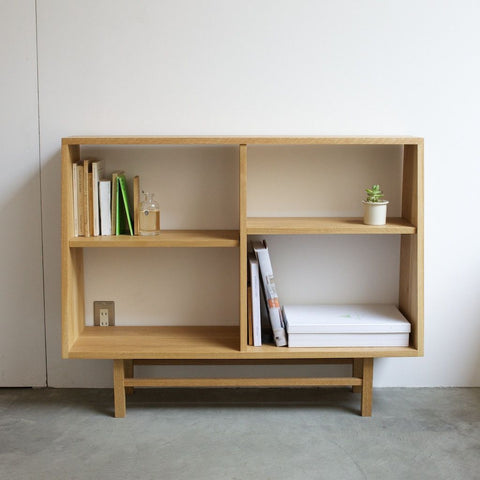 Bookcase wide
