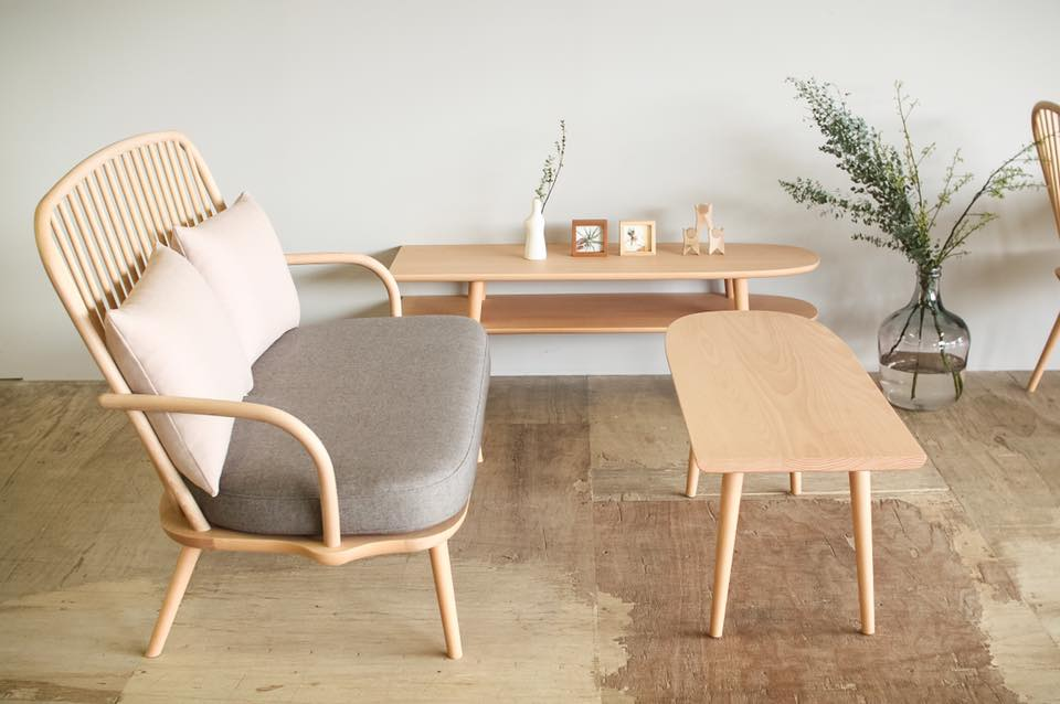 AWASE Living Table - Coffee Table - HIDA