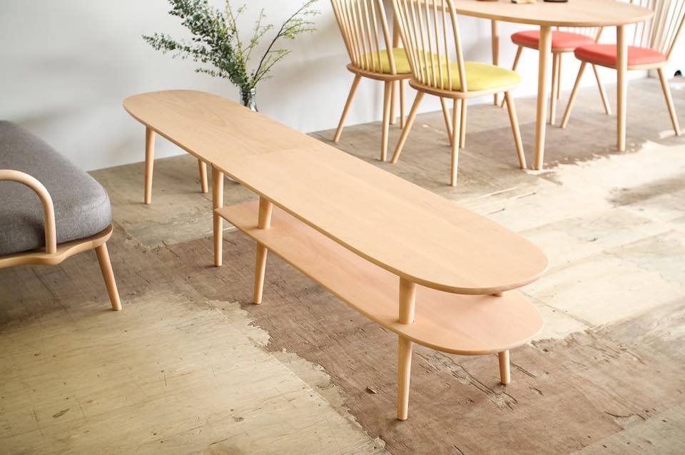 HIDA - AWASE Living Table - Coffee Table