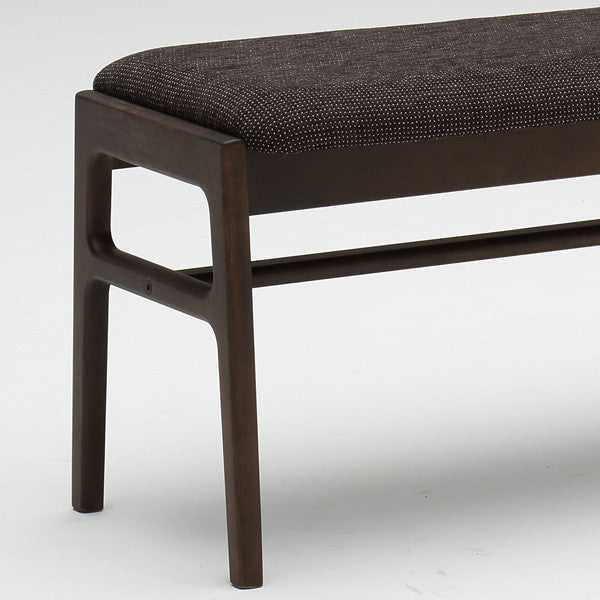 Karimoku60 - bench milan black - Bench