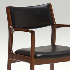 dining chair standard black