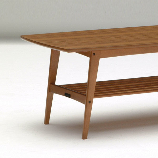 living table large walnut