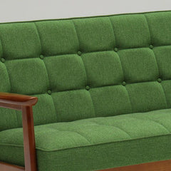 READY TO GO - READY TO GO | k chair two seater tarp green - Sofa