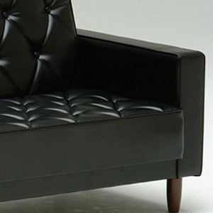 Karimoku60 - sleeping sofa standard black - Sofa