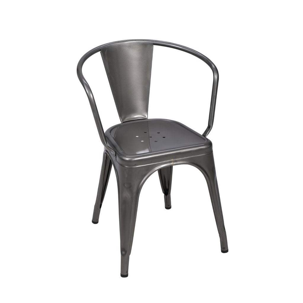A56 Armchair - Dining Chair - TOLIX