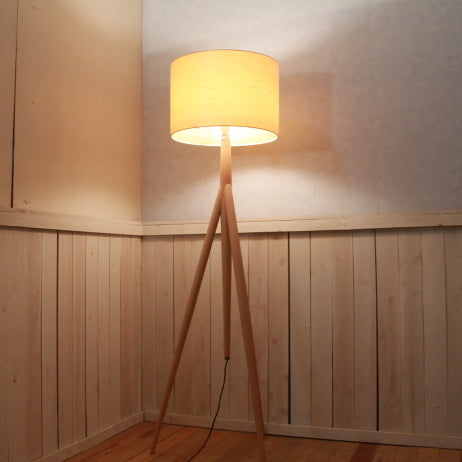 Nissin - ACCENT Floor Lamp beech