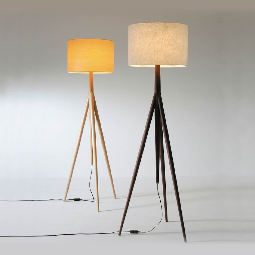 Nissin - ACCENT Floor Lamp walnut - Accessories