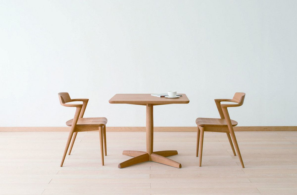 HIDA - SEOTO Arm Chair Oak - Dining Chair
