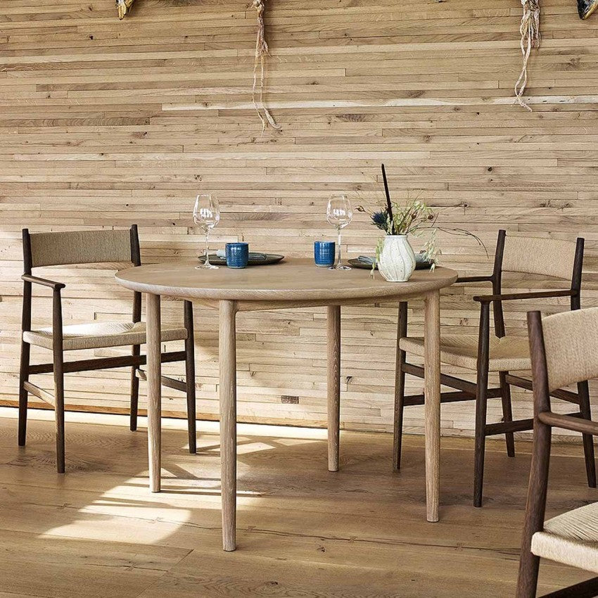 BRDR KRUGER - ARV Round Dining Table - Dining Table