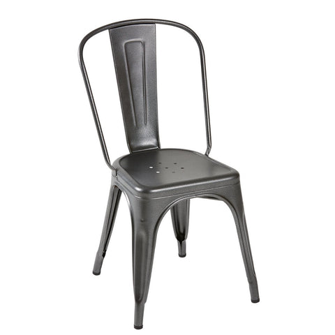 TOLIX - A Chair stainless steel