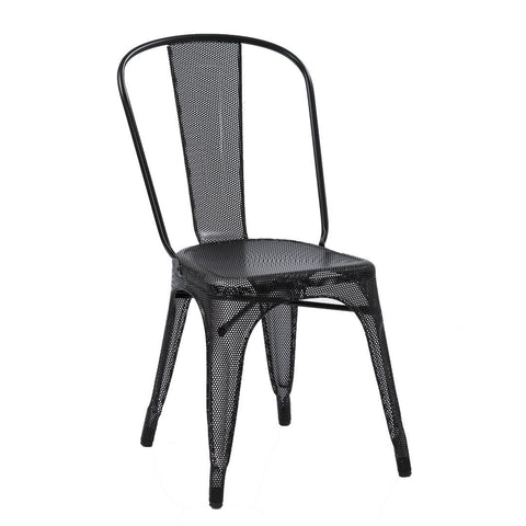 A Chair Perforated - Dining-Chair - TOLIX