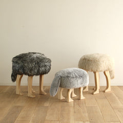 Takumi Kohgei - Animal Stool_Bambi SS - Stool