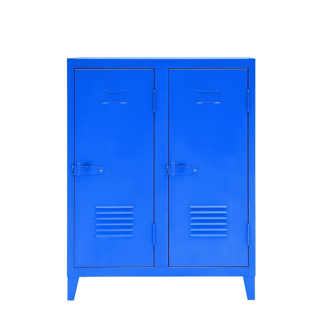 TOLIX - B2 Low Locker - Cabinet