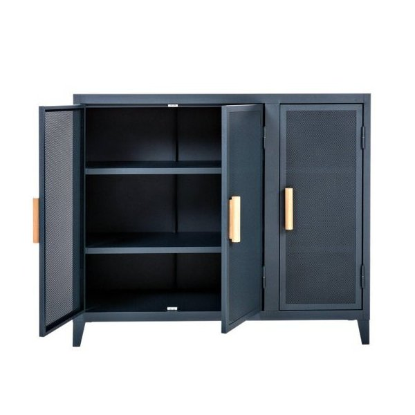 TOLIX - B3 Low Locker Perforated - Cabinet