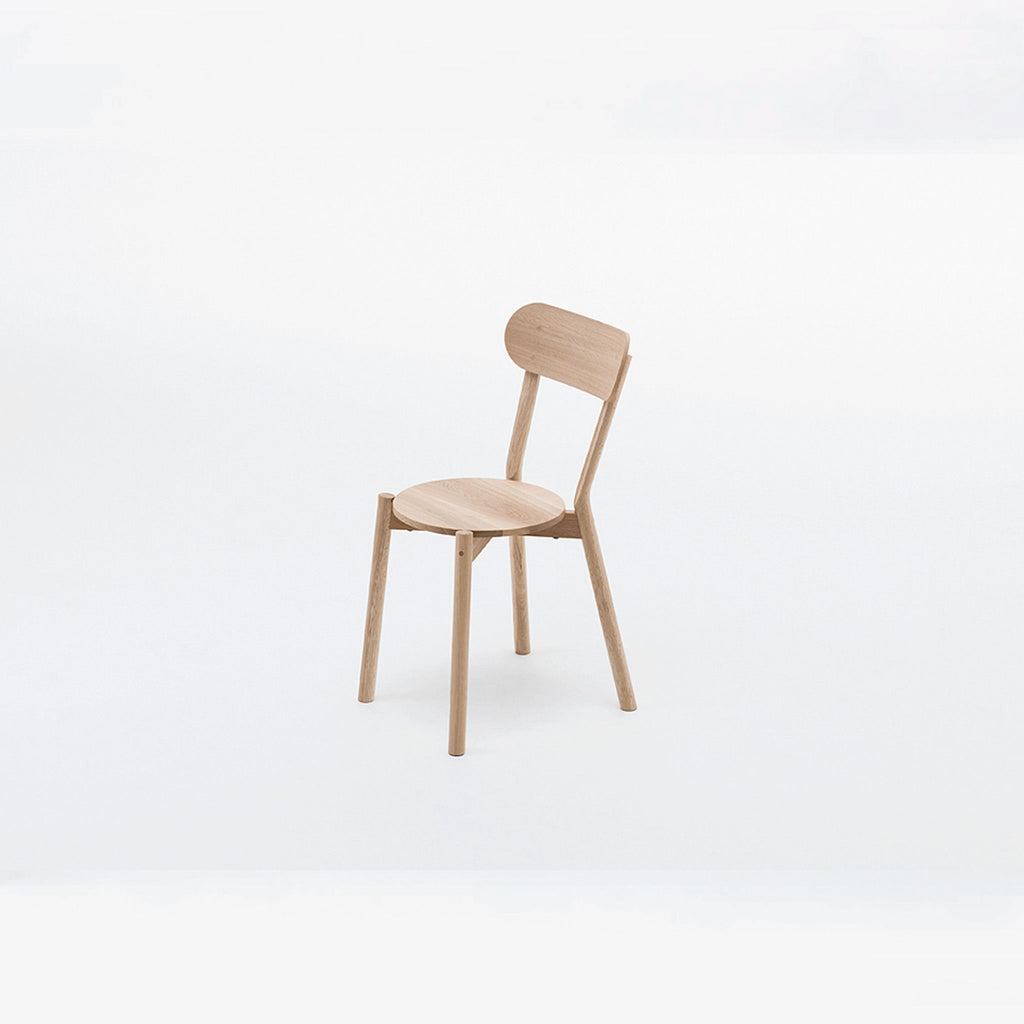 CASTOR CHAIR oak - Dining Chair - Karimoku New Standard