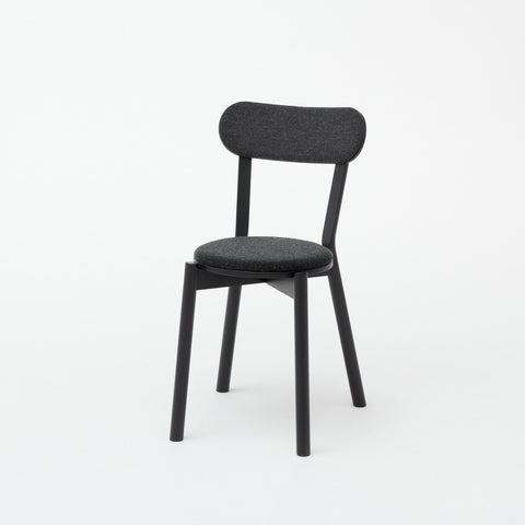 CASTOR CHAIR PAD black - Dining Chair - Karimoku New Standard
