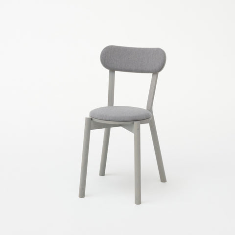 CASTOR CHAIR PAD grain gray - Dining Chair - Karimoku New Standard
