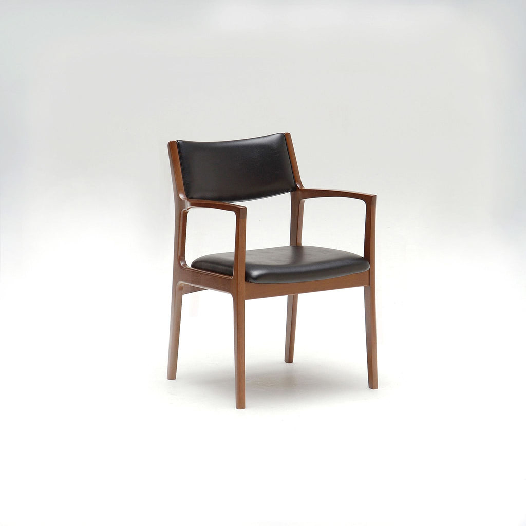 Karimoku60 - dining chair standard black - Dining Chair