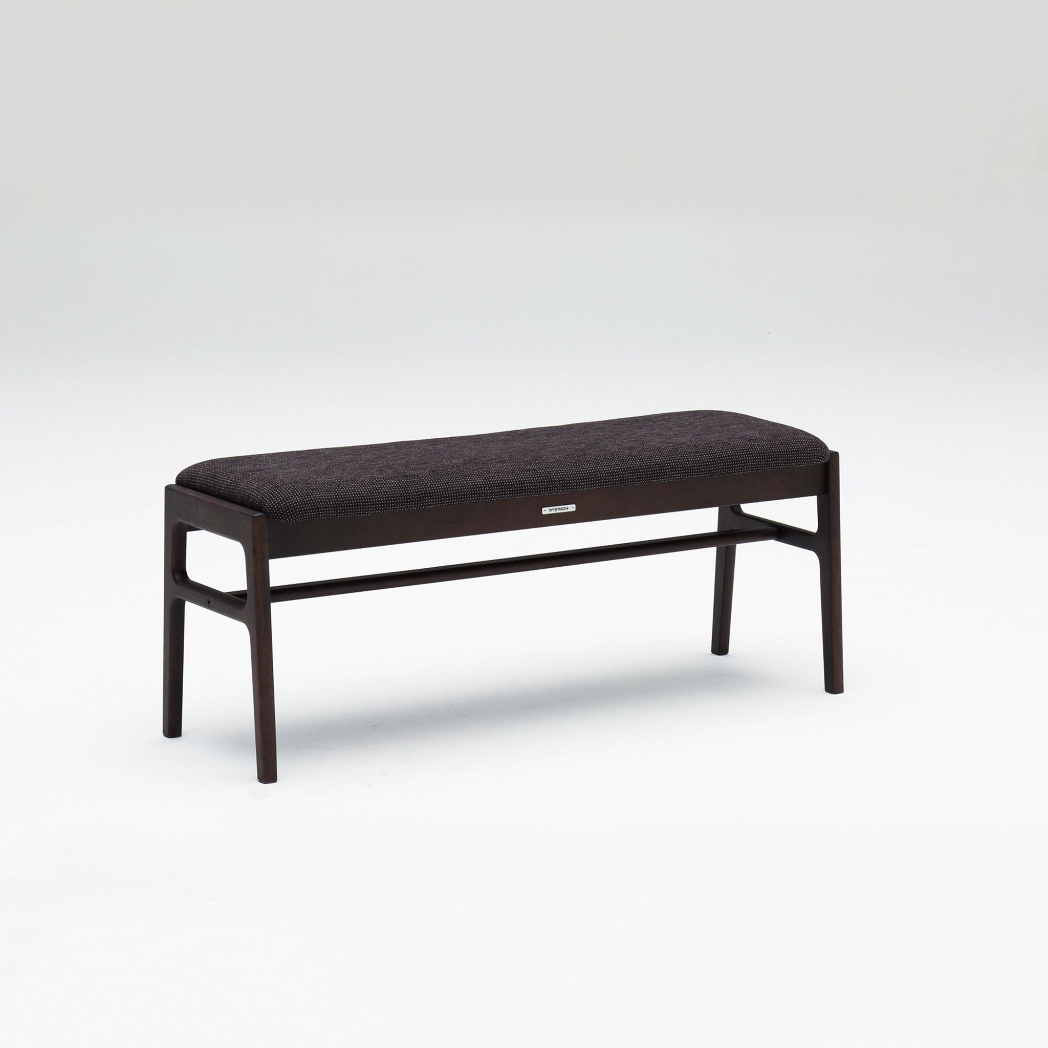 Karimoku60 - bench milan black