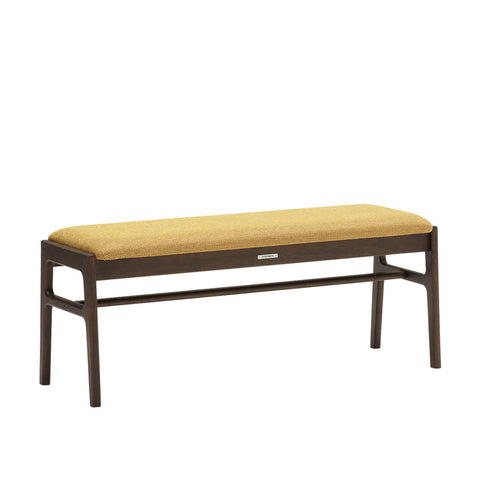Karimoku60 - bench mustard yellow - Bench