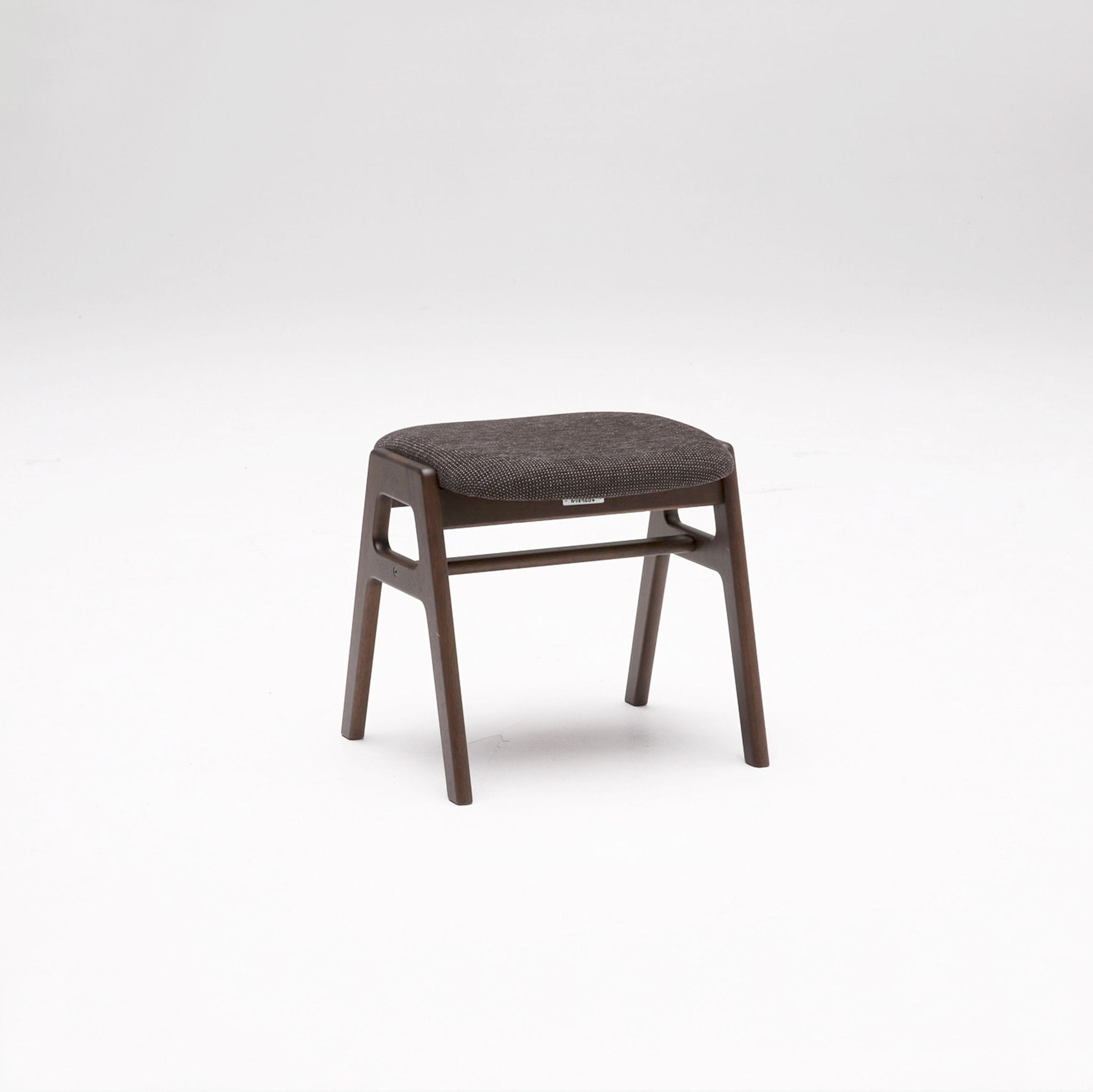 stacking stool milan black - Stool - Karimoku60
