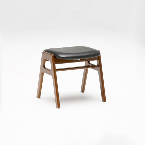 Karimoku60 - stacking stool standard black - Stool