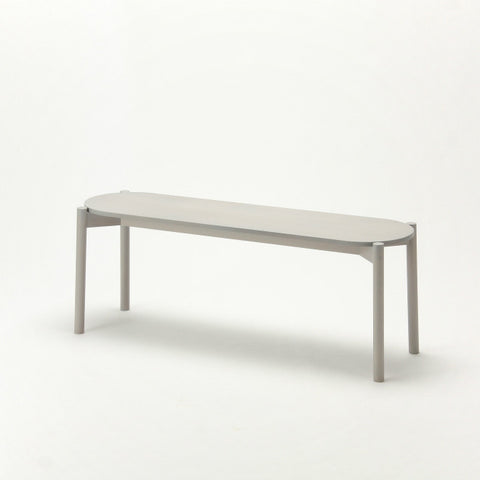Karimoku New Standard - CASTOR DINING BENCH grain gray - Bench