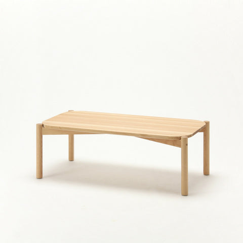 Karimoku New Standard - CASTOR LOW TABLE 100 - Coffee Table