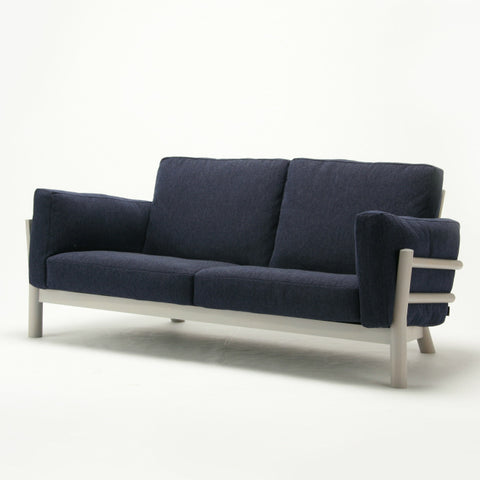 CASTOR SOFA TWO SEATER grey